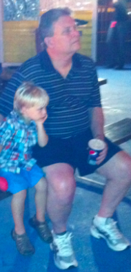 Do What You Love, the Rest WIll Fall in Place:  9/11 and User Insight and my Paw Paw
